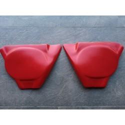 bultacopursang Mk5 MK6 MK7 MK8 pareja de tapas laterales de plastico rojo