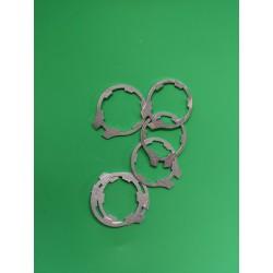 bultaco de campo todos los modelos de 250 350 370 arandela de seguridad del piñon de cadena