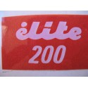 ducati emblema élite 200
