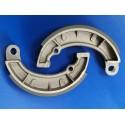 ossa trial 250 y 350 zapatas de freno delanteras 110 x 25 mm