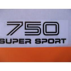 ducati 750 SS emblema