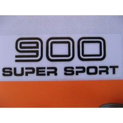 ducati 900 SS emblema