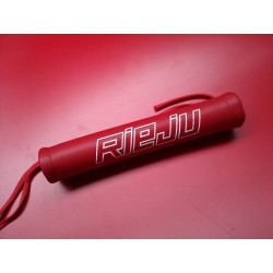rieju protectpr de manillar rojo