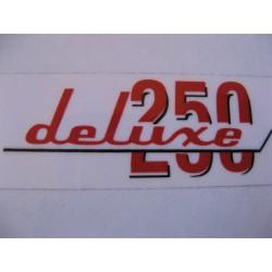 ducati deluxe emblema deluxe
