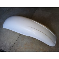 ossa fuego 250 guardabarros trasero de plastico blanco
