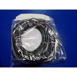 sistema cableado electrico con esquema de ossa 160 175 y 230