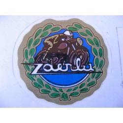 derbi, emblema del deposito verde