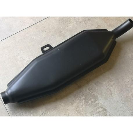 montea cota 348 silenciador fabricado como el original