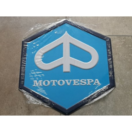 motoespa chapa decorativa en relieve 35 cm