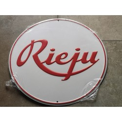 rieju chapa decorativa relieve 30 cm diametro