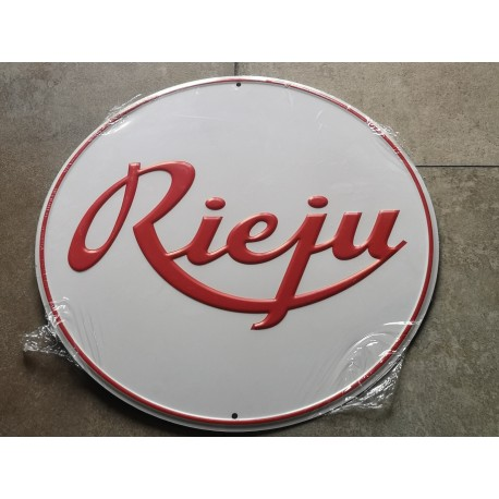 rieju chapa decorativa relieve 30 cm diametro