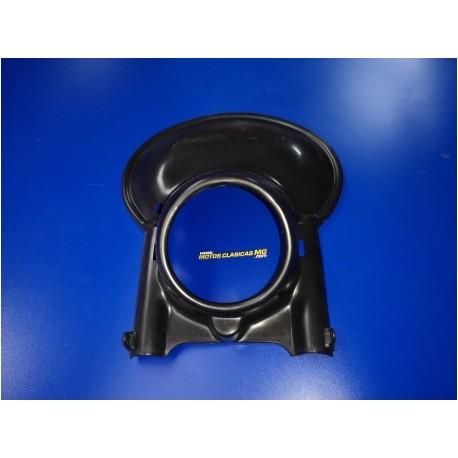 portafaro universal de plastico negro para ciclomotor y moto enduro