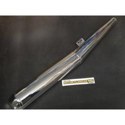 BMW boxer R45 R65 R80 R90 R100 silenciador izquierdo adaptable