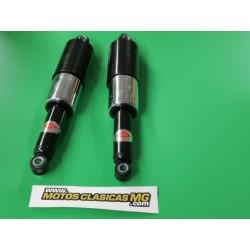 sanglas pareja de amortiguadores de 310 mm entre centros