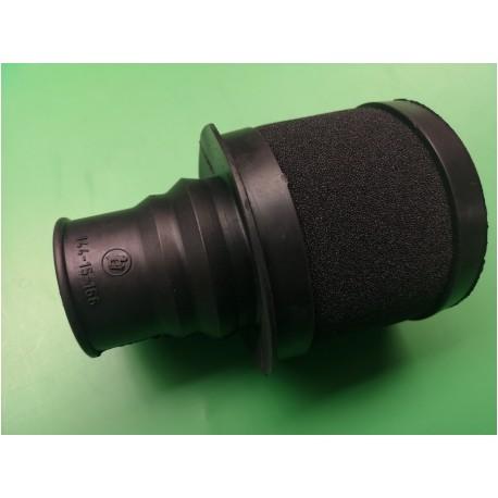 bultaco frontera y pursang filtro de aire con goma y rejilla interior