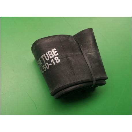 camara de aire de moto para neumatico de 4,00 y 4,50 x 18 pulgadas