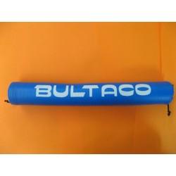 Bultaco, protector de manillar  azul