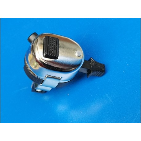 interruptor moto clasica metalico funciones de cambio de luces claxon y pare