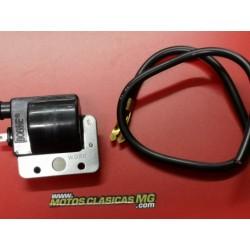 bobina de alta universal negra para todo tipo de motos de platinos