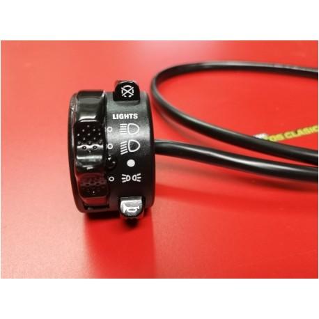 interruptor llave de luces leoneli para montesa enduro y cota 348 349 350 200 202 etc