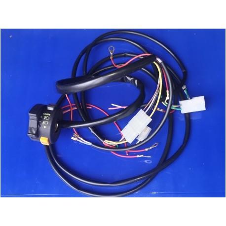 montesa enduro h6 y h7 y cota a partir de la 348 sistema electrico con interruptor