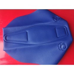 bultaco sherpa modelos 198 y 199 funda de asiento azul