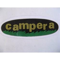 "Bultaco Campera adhesivo ""campera"""