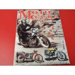 revista la MOTO CLASICA numero 1  nueva