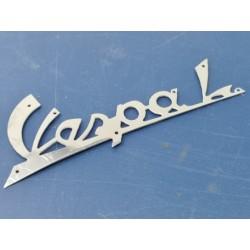 vespa L emblema metalico
