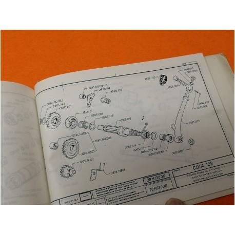 montesa cota 125 manual de usuario