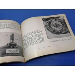 bultaco frontera Mk10 370 libro de mantenimiento original