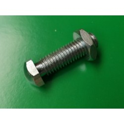 guzzi 49 y 65 tornillo tensor de la suspension trasera
