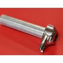 acelerador metálico tipo amal para moto años 50 60 y 70 con tensor y regulador