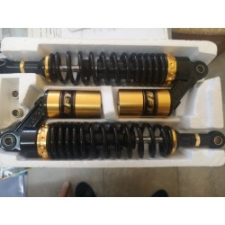 amortiguadores de gas regulables en altura entre 340 y 365 milimetros