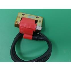 bobina de alta de 12 voltios para encendido de platinos y electronico