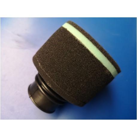 montesa enduro y cappra filtro de aire especial para  acoplar carburador dell`orto o amal