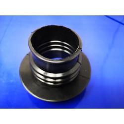 montesa enduro y cappra goma de filtro especial de 65 milimetros para acoplar carburador dell`orto o amal