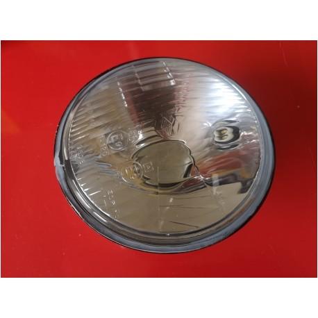 optica homologada con cristal y porta lampara de posicion