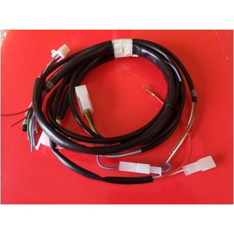 montesa cota 348 349 350 y otras sistema de cableado elecrico