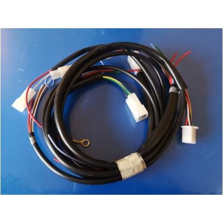 montesa enduro 250 y 360 H6 y H7 sistema de cableado electrico
