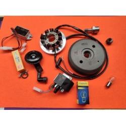 montesa enduro crono y cota 75 y 125 encendido electronico completo