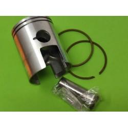 bultaco tralla 101 mercurio 125 campera  sherpa N 125 piston completo de 52,50 milimetros