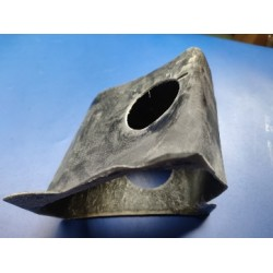 montesa enduro 125H caja de filtro de aire