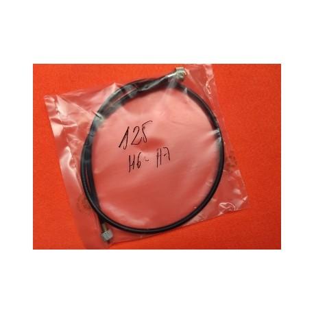montesa enduro 125 H6 y H7 cable del cuenta quilometros