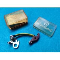 lambretta con plato SBG platinos originales kontact