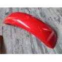 fantic trial guardabarros trasero rojo