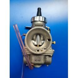 mikuni VM 34 carburador original de campana redonda y con starter