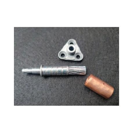 bultaco mercurio tralla metrall senior saturno sherpa N campera reenvio interior del motor de 12 dientes con casquillo y soporte