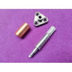 bultaco mercurio tralla metralla senior saturno campera sherpa N reenvio de 13 dientes con casquillo y soporte