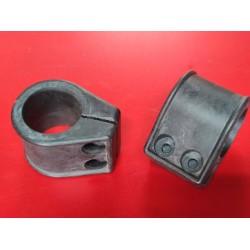 gomas de soporte de la botella de gas de amortiguadores para botellas de 38 milimetros